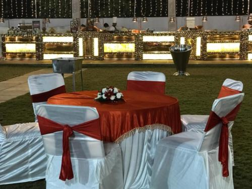 glorious gold set up-agrawal catering (1)