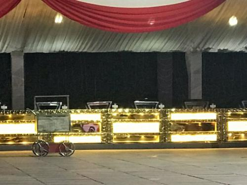 glorious gold set up-agrawal catering (3)