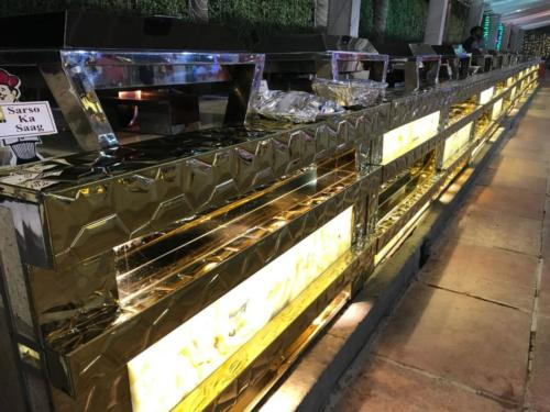 glorious gold set up-agrawal catering (4)