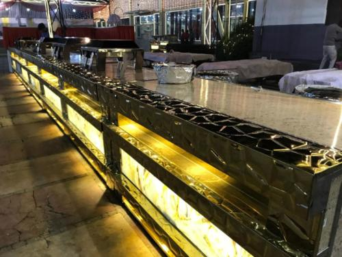 glorious gold set up-agrawal catering (5)